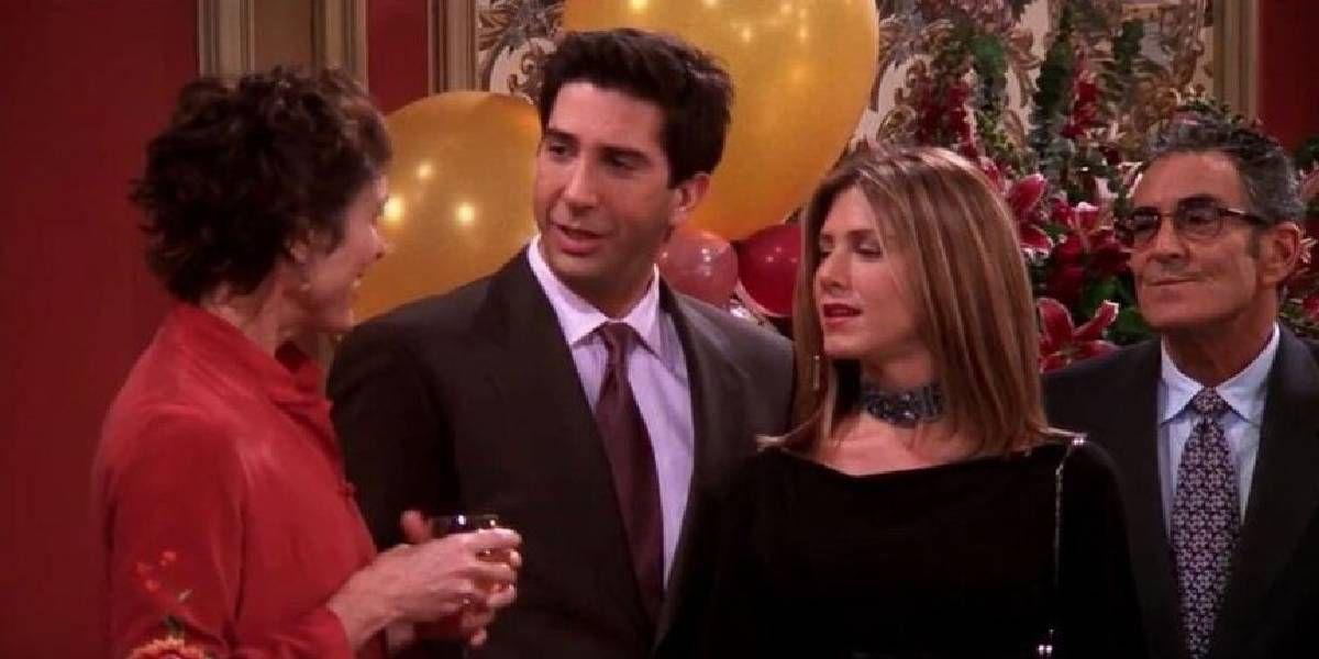Friends: el error de la serie que desconcertó a los fanáticos