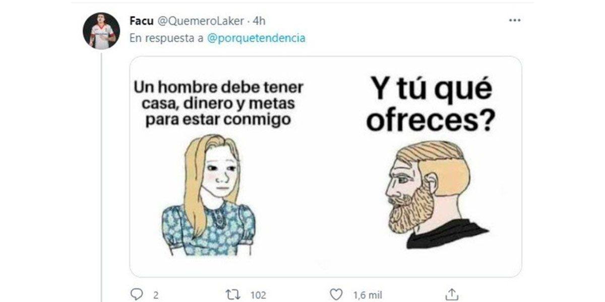 """""""Un chongo para Lucía"""" los mejores memes tras la lista de requisitos de una chica para salir con alguien"""