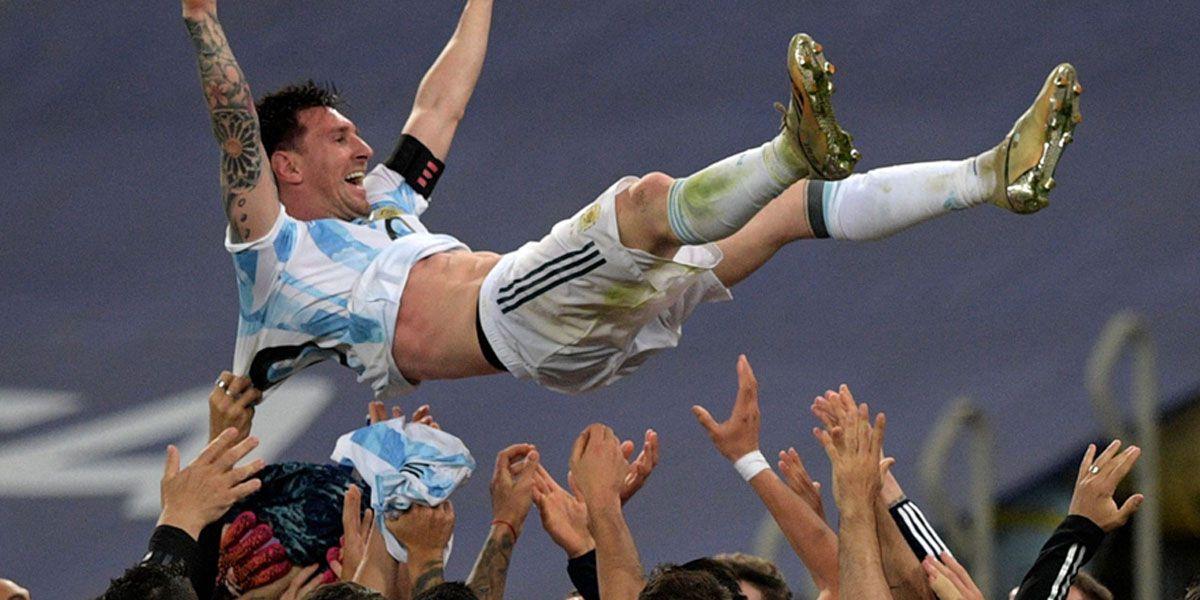La maestra que le escribió una carta a Messi recordó sus palabras tras la victoria de la Selección