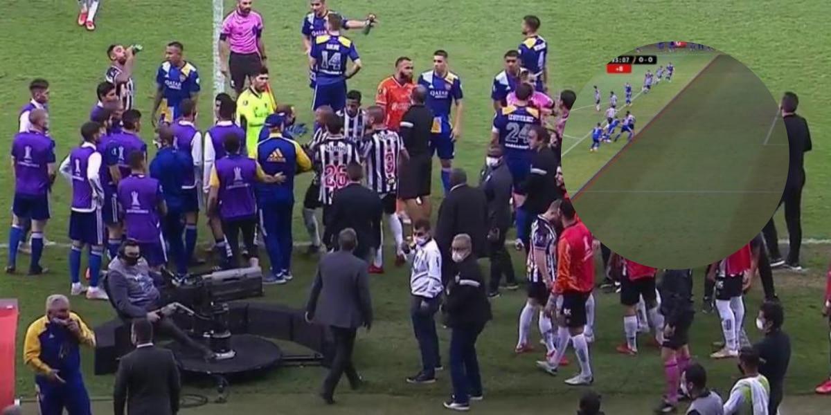 Copa Libertadores: Boca quedó eliminado por penales y envuelto en un nuevo escándalo con el VAR