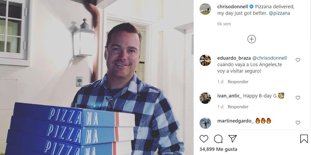 Chris O'Donnell, el actor que termino repartiendo pizzas tras hacer de Robin y rechazar a Titanic