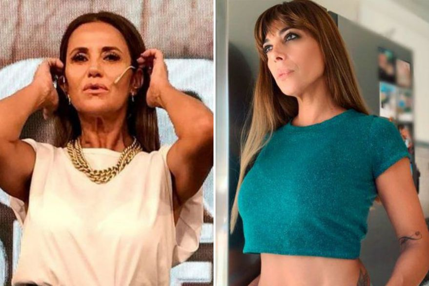 """En bikini y abajo de la ducha Ximena Capristo lució su look mojado: """"El agua me representa"""""""