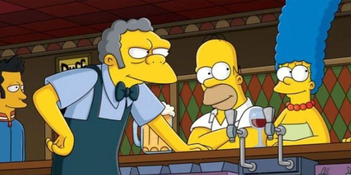 """""""Los Simpson"""": las curiosas teorías sobre el verdadero nombre de Moe"""