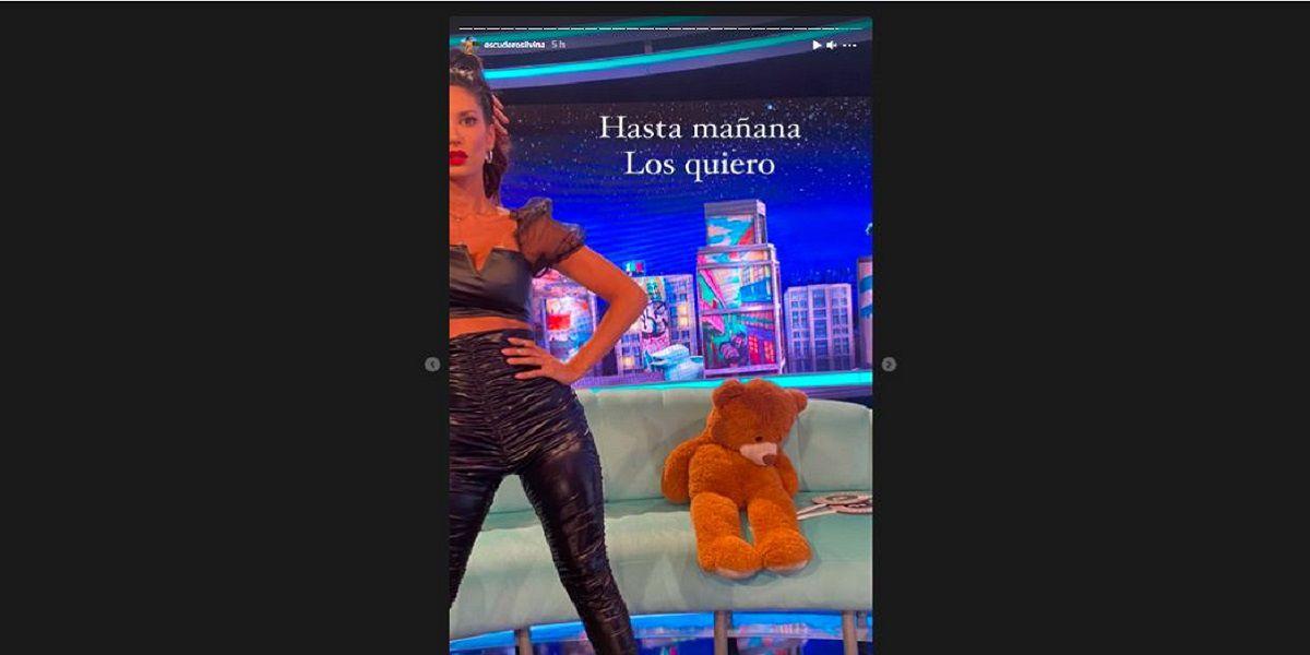 look de Silvina Escudero
