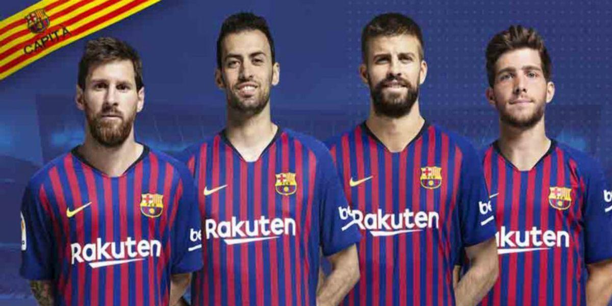 Quién usará la 10 y quien será capitán del Barcelona luego del adiós de Lionel Messi