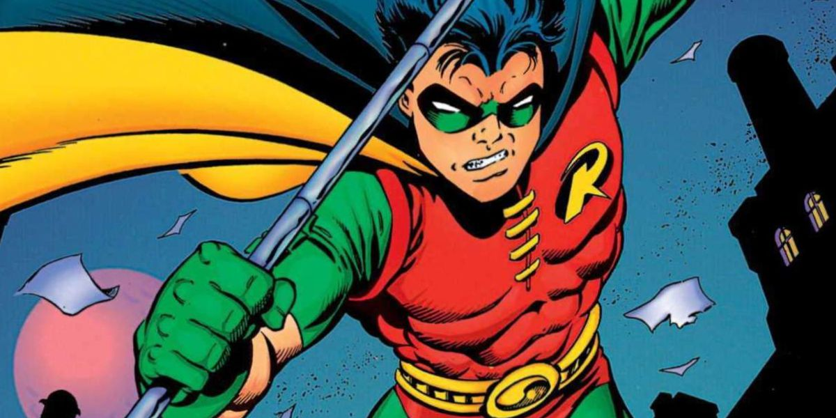 Robin se declara bisexual en el nuevo comic de Batman y estallaron las redes