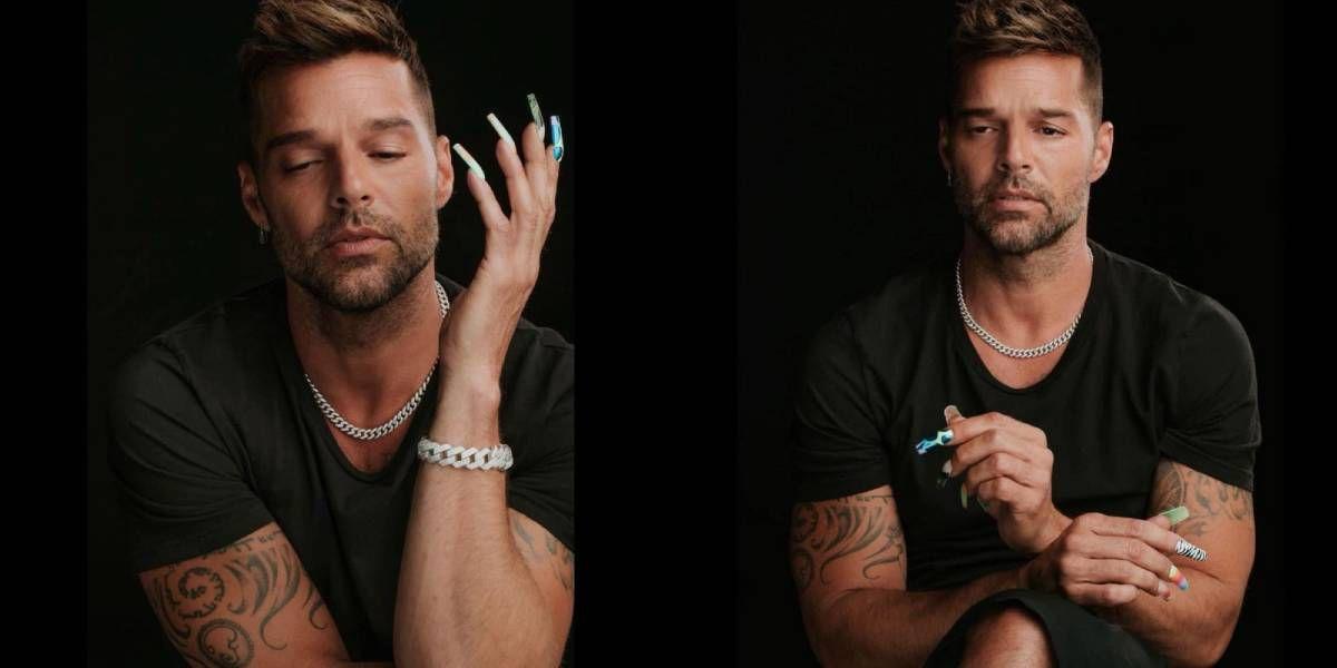 """La estremecedora reflexión de Ricky Martin: """"Quiero hablarles desde mi lado más vulnerable"""""""