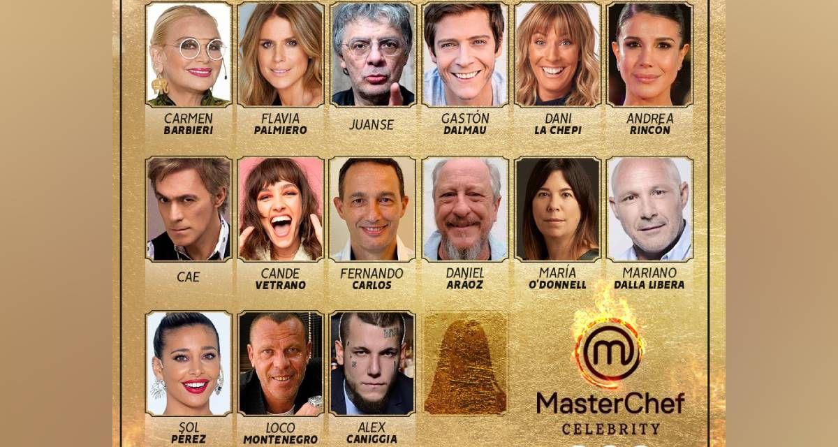 """""""Sean auténticos"""", el consejo de Claudia Villafañe a los nuevos participantes de Masterchef"""
