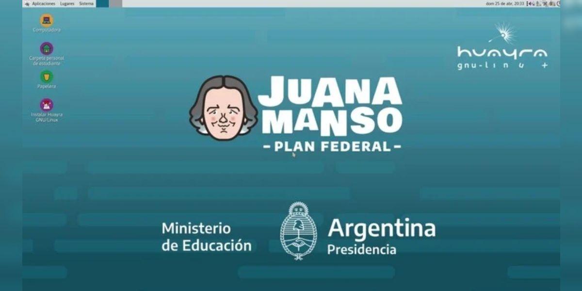Plan Juana Manso: los requisitos para recibir una notebook gratuita