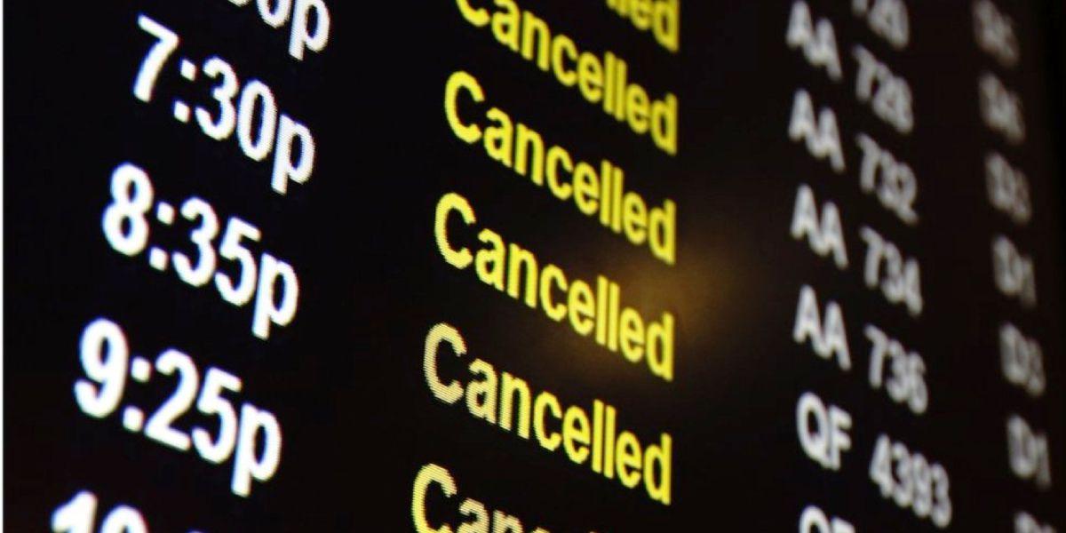 Coronavirus: qué hacer si me cancelaron el vuelo y cómo reclamar el dinero
